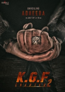 KGF Chapter 2 (2021) South Hindi Dubbed