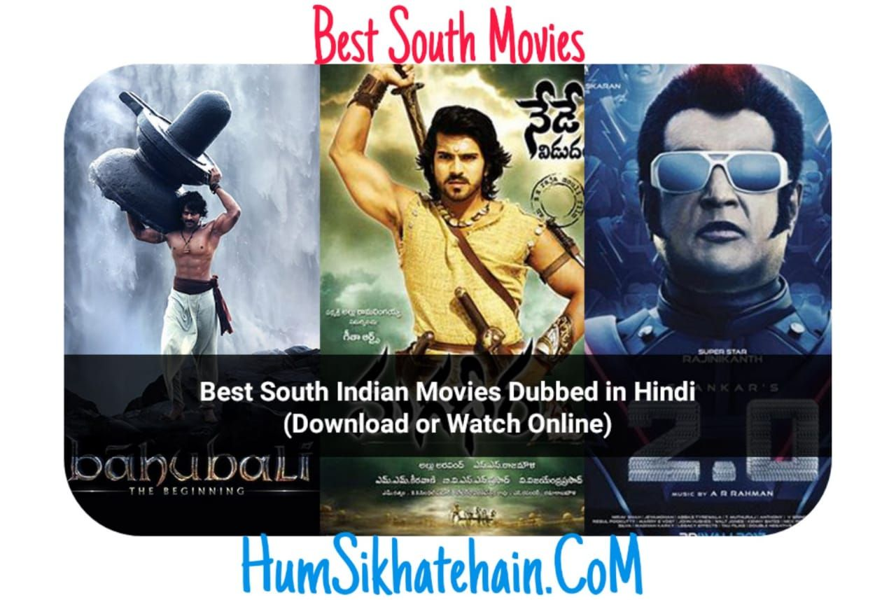 Latest South Hindi Dubbed Movies Download 2021