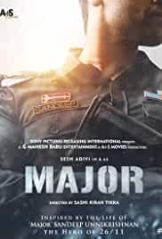 Major (2021) South Movie Hindi Dubbed Download